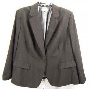 Tahari Arthur S Levine Blazer Jacket Plus Size 24W