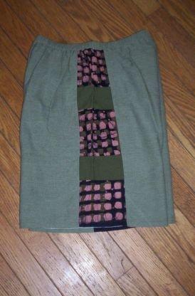 Sage Green Cotton Shorts