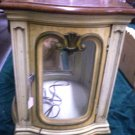 621 Antique Display Cabinet