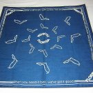 Florida promo  souvenir scarf bandanna When you need it bad...  1020vf
