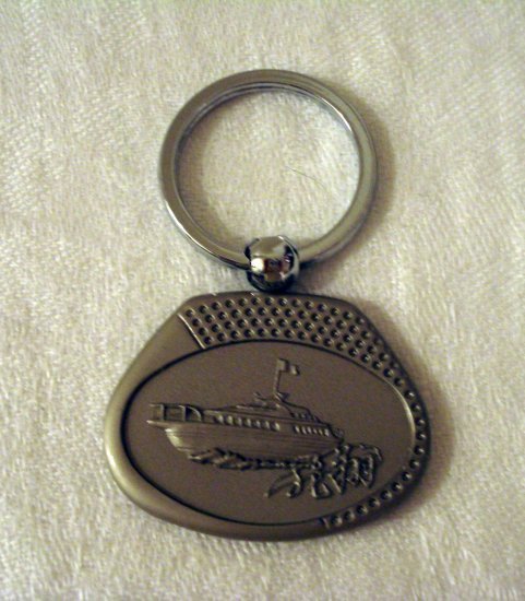 Shanghai Free Flying Transport Yacht Co. key chain advertising 1151vf