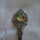 Campbell River Canada sterling silver souvenir spoon 1228vf