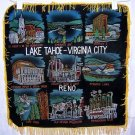Nevada souvenir cushion cover Tahoe, VA City, Reno 1252vf