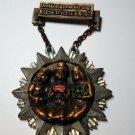German hiking medal 1978 Dreikonigswanderung Rieschweiler 3 kings 1260vf