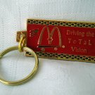 McDonalds Golden Arches Cornelius 1999 souvenir key ring 1326vf
