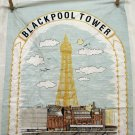 Blackpool Towel souvenir towel cotton 1994 centenary unused vintage 1415vf