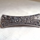 XV Commonwealth Games souvenir bar pin Victoria BC 1994 aboriginal design vintage 1495vf