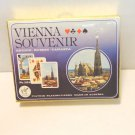 Double deck playing cards Vienna Austria souvenir boxed vintage 1590vf