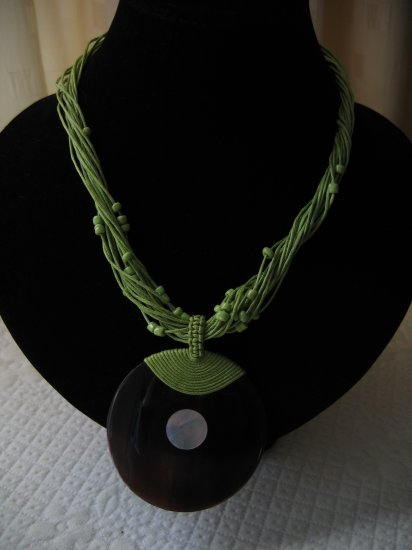 Exotic Authentic Shell Necklace