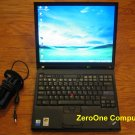 IBM Thinkpad T42 Laptop P M Centrino 1.7GHz 1GB RAM Wireless/WiFi DVD/CDRW Windows XP Professional
