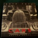 "Boys' Toys ""Cars "" hardcover with dustcover"