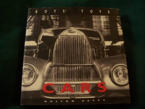 """Boys' Toys """"Cars """" hardcover with dustcover"""
