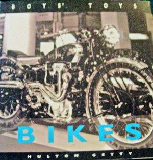 """Boys' toys """"Bikes"""" hardcover"""