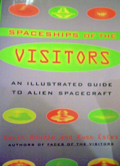 Spaceships of the Visitors
