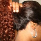 """Lace 33      """"HIGH PONYTAIL"""""""