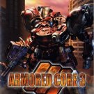 Armored Core III Playstation 2 PS2 GAME