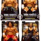 WWE Jakks Pacific Ring Giants Action figure Series 9 Set of 4 Action Figures NEW