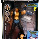 WWE Jakks Pacific DELUXE Aggression Series 9 Action Figure Jimmy Wang + Action Accessory NEW