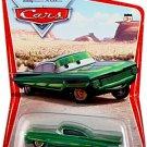Disney Pixar Cars Animated Movie 1:55 Original Green Ramone 1:55 Die Cast Desert Background 16 Back