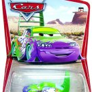 DISNEY PIXAR CARS Animated Movie Die Cast WINGO ORIGINAL SERIES 1 DESERT BACKGROUND 16 BACK NEW