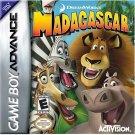 Madagascar for Nintendo Game Boy Advance NEW GBA