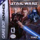 Star Wars Episode 2 Attack of the Clones for Nintendo Game Boy Advance NEW GBA