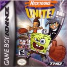 Nicktoons Unite for Nintendo Game Boy Advance NEW GBA