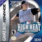 High Heat Major League Baseball 2003 for Nintendo Game Boy Advance NEW GBA