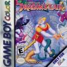 Dragon's Lair Game Boy Color New