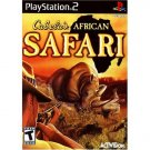 Cabela's African Safari Playstation 2 New PS2 GAME