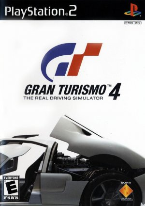 Gran Turismo 4 Black label Playstation 2 NEW PS2 GAME