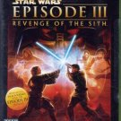 Star Wars Episode III: Revenge of the Sith Black Label for Microsoft XBOX NEW