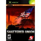 Shattered Union Black Label for Microsoft Xbox NEW