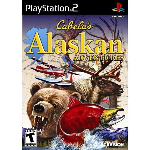 Cabela's Alaskan Adventure Playstation 2 New Ps2 Game