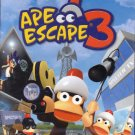 Ape Escape 3 PlayStation 2 NEW PS2 GAME