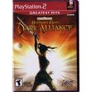 Baldur's Gate: Dark Alliance Greatest Hits Playstation 2 NEW PS2 GAME