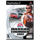 NASCAR Thunder 2004 Playstation 2 NEW PS2 GAME