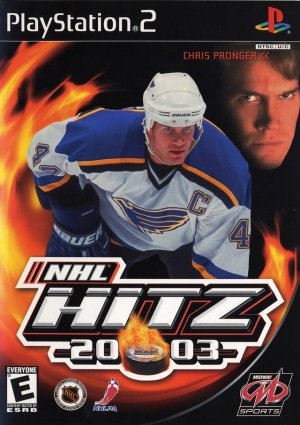 NHL Hitz 2003 Hockey PLAYSTATION 2 NEW PS2 GAME