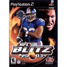 NFL Blitz 2003 PlayStation 2 NEW PS2 GAME