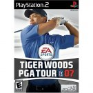 Tiger Woods PGA Tour 2007 PlayStation 2 NEW PS2 GAME