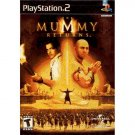 The Mummy Returns PlayStation 2 NEW PS2 GAME