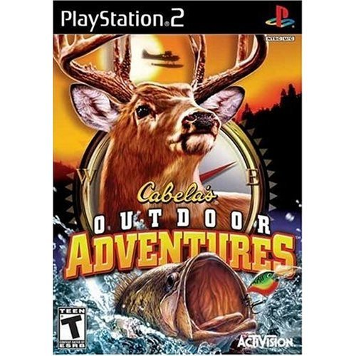 Cabela's Outdoor Adventure 2006 Playstation 2 New Ps2 Game