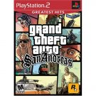 Grand Theft Auto San Andreas Greatest Hits for Sony Playstation 2 NEW PS2 GAME
