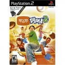 Eye Toy Play 2 with Camera Playstation 2 NEW PS2 GAME