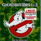 Ghostbusters - Ghostbusters 2 DVD NEW