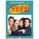 Seinfeld - Seasons 4 DVD Box Set NEW