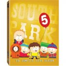 South Park - The Complete Fifth Season DVD Box Set NEW