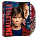 Smallville : The Complete Fifth Season  DVD Box Set NEW
