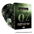 OZ - The Complete First Season  DVD Box Set NEW