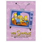 The Simpsons - The Complete 3 Third Season (DVD, 2009, 4-Disc Set) NEW
